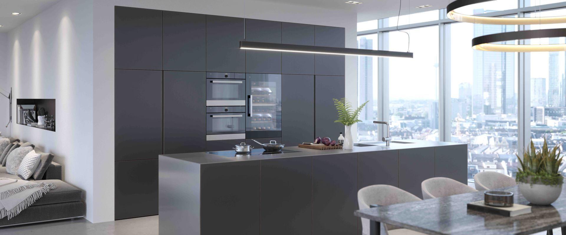 Küchengeräte | Stilvolle Küche von VZUG